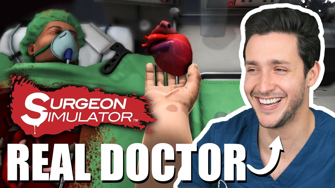 real-doctor-plays-surgeon-simulator-wednesday-checkup-doctor-mike
