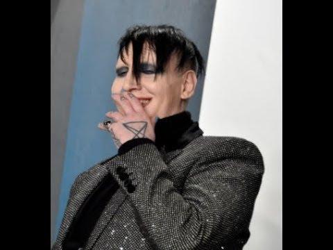 """Marilyn Manson teases new album.. Omnes surdus es et nunc audite me. """"All deaf and now you hear me…"""""""