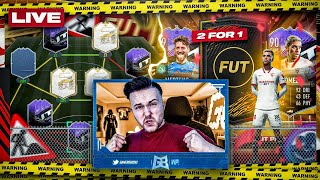 FIFA 21: FUT PLAYER DAYS 2 for 1 LIGHTNING ROUNDS  🔥 Neues WL Team Bauen