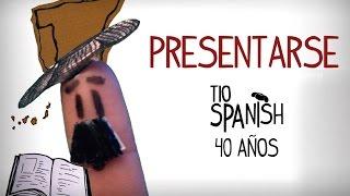 Se présenter en espagnol. Conversation espagnol de base