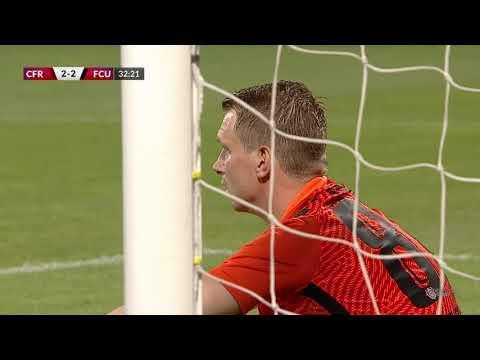 CFR Cluj CS U Craiova Goals And Highlights