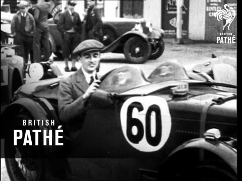 Motor Racing In The 1930s (1930-1939)