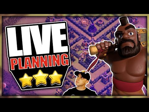 LET'S PLAN A TH 9, 3 STAR ATTACK! | CLAN WAR 3 STAR ATTACK | Clash of Clans