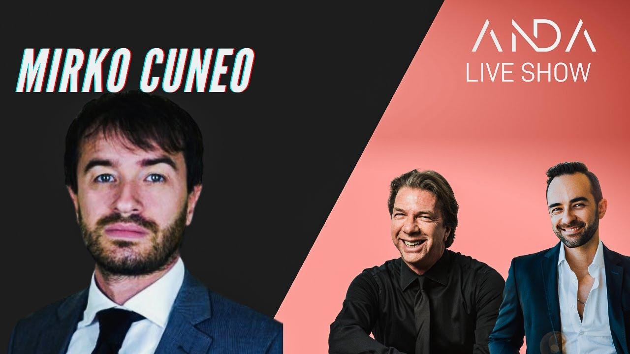 ANDA Live Show con ospite Mirko Cuneo