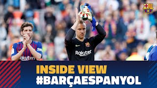 BARÇA 2-0 ESPANYOL | Behind the scenes