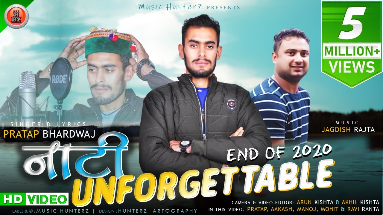 Download Nati Unforgettable By Pratap Bhardwaj | Latest Non Stop Himachali Pahari Songs