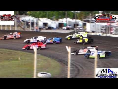 River Cities Speedway WISSOTA Modified Heats (John Seitz Memorial) (9/8/18)