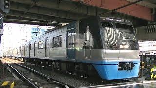 千葉ニュータウン鉄道9100形9108F快特羽田空港行き 穴守稲荷通過