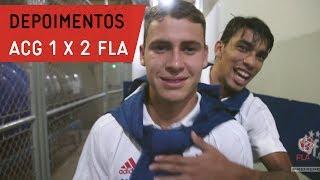 Matheus Savio e Zé Ricardo comentam a classificação na Copa do Brasil