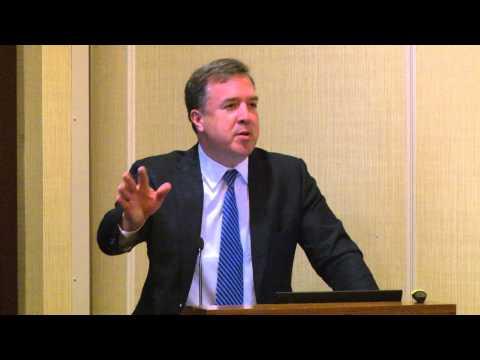 Robert Cary on Representing Sen. Ted Stevens