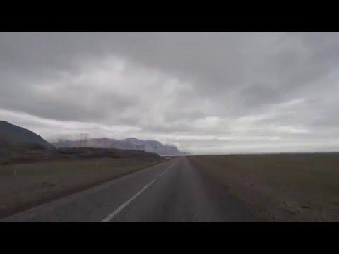 Supersonic Iceland. Hringurinn á hljóðhraða.
