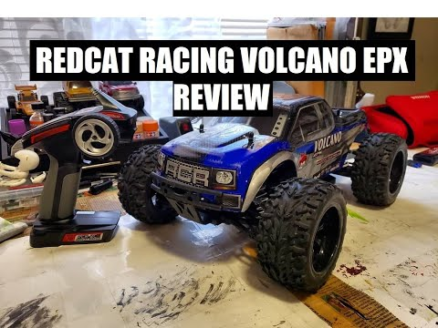 Redcat Racing Volcano EPX Review (Brushed Edition)