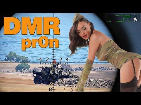 ARMA 3 KOTH: DMR pr0n with the SPAR-17 1440p