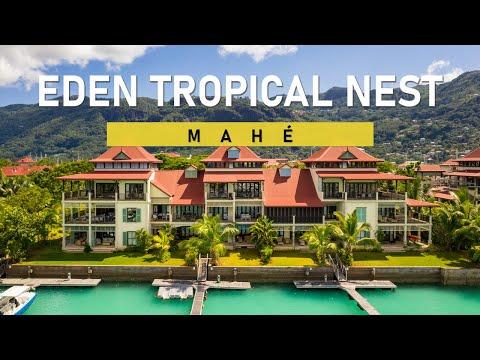 """Apartement """"Eden Tropical Nest"""" on Mahé, Seychelles"""