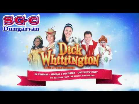 Ashleigh & Pudsey in Dick Whittington