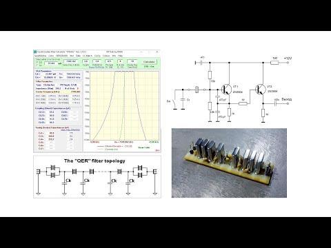 Расчет и изготовление кварцевого фильтра (КФ) в домашних условиях