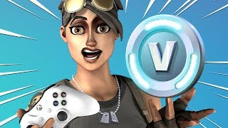How To Get FREE V-Bucks In Fortnite (Not Clickbait)