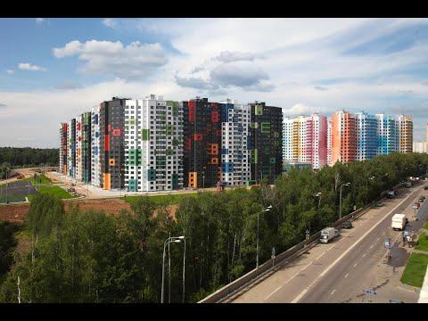 Все новостройки Москвы - 545 домов-новостроек в базе