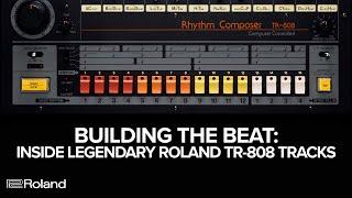 Building the Beat: Inside Legendary Roland TR-808 Tracks