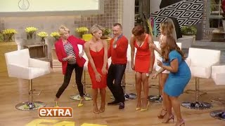 FABLife and Extra's Charissa Thompson's Impromptu Dance Party