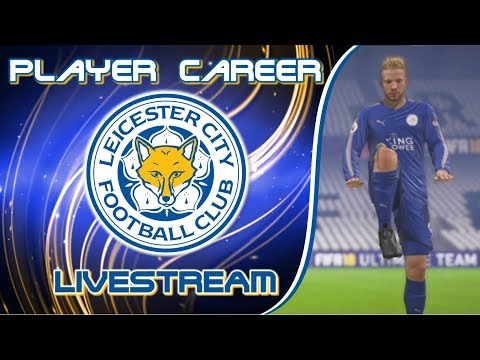 NEW SEASON BEGINS AT LEICESTER CITY!!! *LIVESTREAM* FIFA 18 Player Career Mode