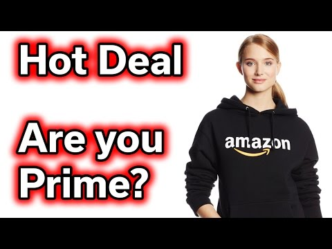 Are you Prime?  Hot Deal Alert