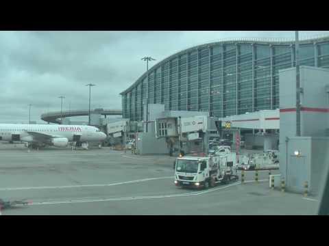 British Airways Club World Airbus A320 & Boeing 777 Dusseldorf-London-Buenos Aires