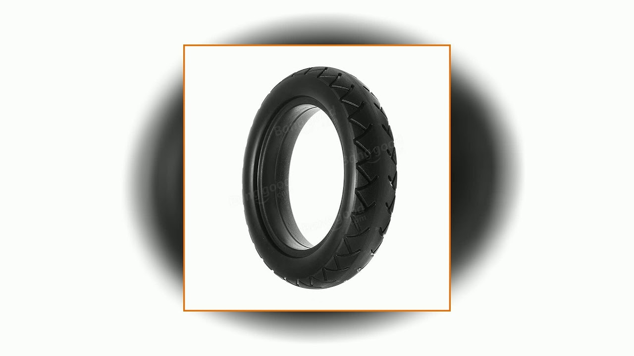 BIKIGHT Micropores Vacuum Solid Tyre for Xiaomi Mijia M365 Electric Skateboard 8