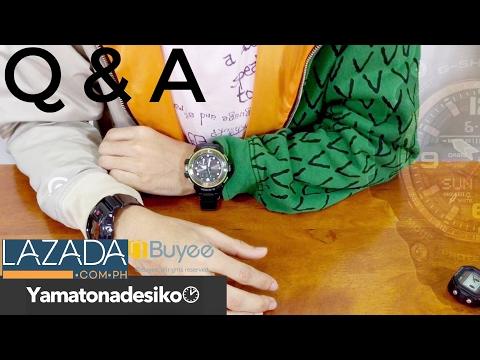 Casio G-Shock China - Casio G-Shock Thailand - Casio G-Shock Japan | Legit Check video
