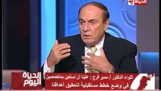 بالفيديو..سمير فرج: الايكونوميست تحرض ضد مصر وجيشها