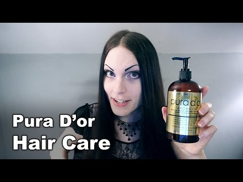 All About Pura D'or Hair Care Review