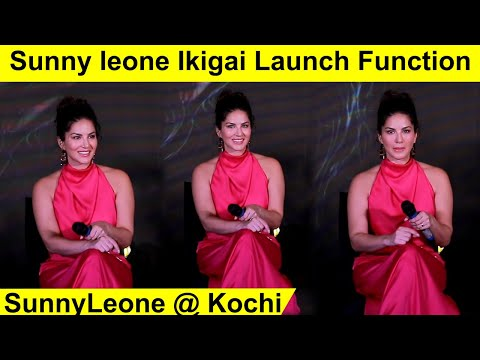 Sunny Leone at Kochi. Exclusive Interview [Full Video]