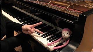 まらしぃです。 バレンタインの日にグランドピアノを弾く機会があったの...