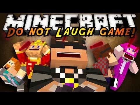Minecraft MiniGame : DO NOT LAUGH 4!
