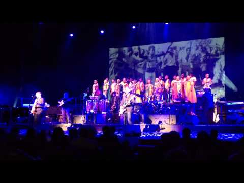 Weeping - Bright Blue with the Soweto Gospel Choir