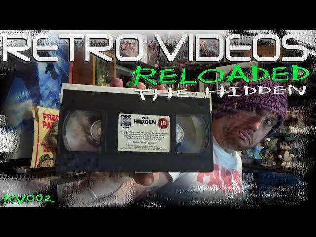 Retro Videos Reloaded 3 The Hidden Big Box VHS