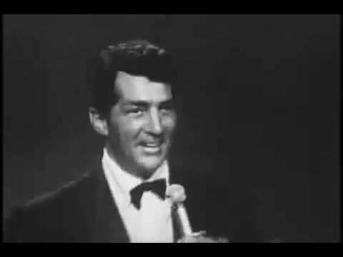 Dean Martin making it clear for people who don't drink