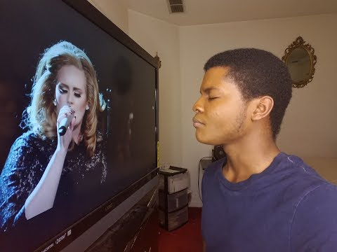 """ADELE - """"Turning Tables"""" Live (REACTION)"""