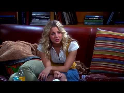 Kaley Cuoco Big Bang Theory Suicide Blonde