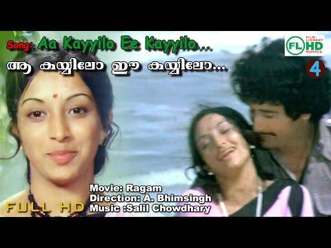 Aa kayilo ee kaiyilo |Malayalam video song...