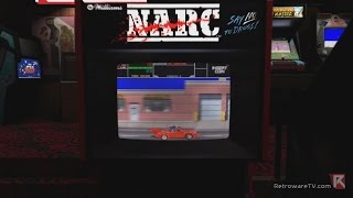 NARC (Arcade, 1988) - Video Game Years History