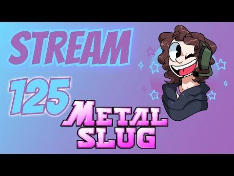 🔴 Tuesday Night Metal Slug Live! [KEVNADZ STREAM 125]