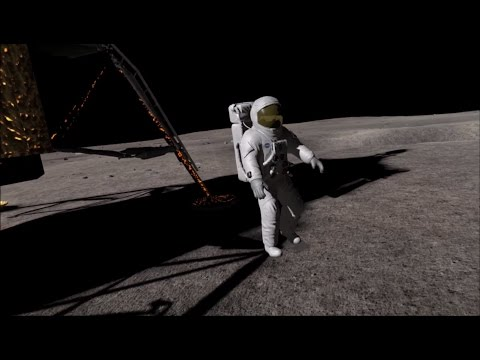 Apollo 11 VR: Mission to the moon with Oculus Rift