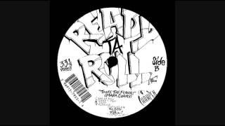 Ready Ta Roll - Taste The Flavor (Instrumental)