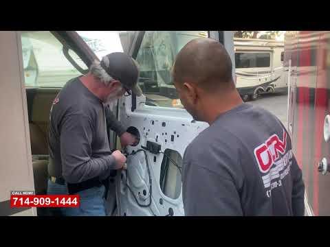 RV Window Replacement - Видео онлайн