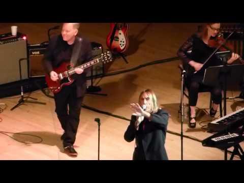 """Californian Grass"" by Iggy Pop & Bernard Sumner of New Order at Carnegie Hall"