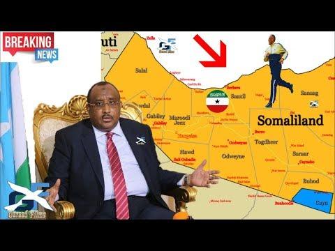 DEG DEG Gaas Waxaa Balan ah in Hargeysa lagu kala cararo hadey somaliland dagalka joojin weyso live