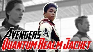 Avengers Quantum Realm Jacket!