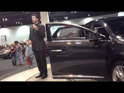 2013 Cadillac XTS Communications with Pandora.com