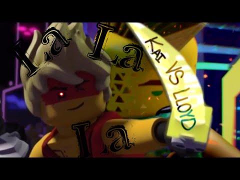 La La La - Ninjago Edit (Kai VS. Lloyd)